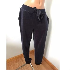 Victoria's Secret Lounge Velour Pajama Pants